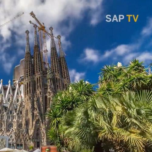 SAP TV, SMART CITY BARCELONA