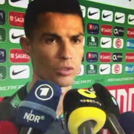 NDR 30min. Sportclub Stars Christiano Ronaldo