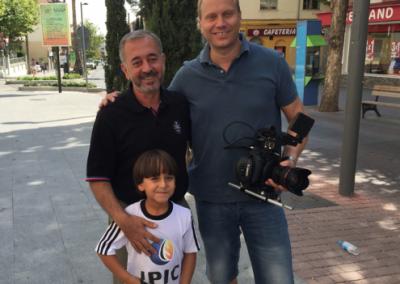 DEUTSCHE WELLE TV, GAST UND STORY ARABISCH