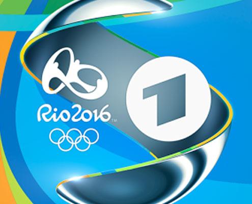 ARD OLYMPISCHE SPIELE RIO DE JANEIRO 2016