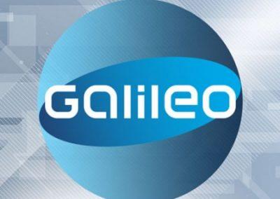 PROSIEBEN GALILEO – DER SCHINKENSCHNEIDER